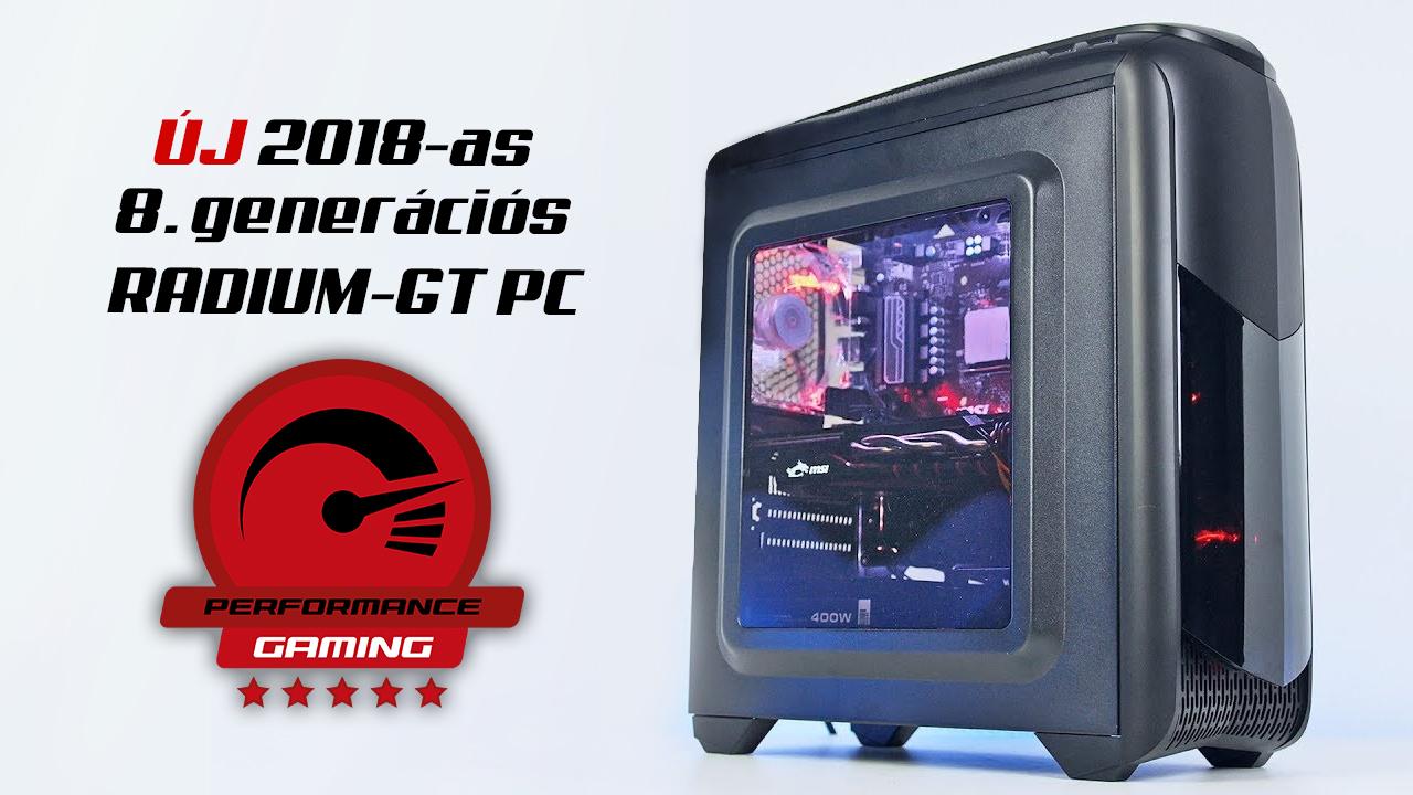 e915094bc846 Blog - Radium BOMBER GT-R: VR READY asztali számítógép, egyenesen a ...