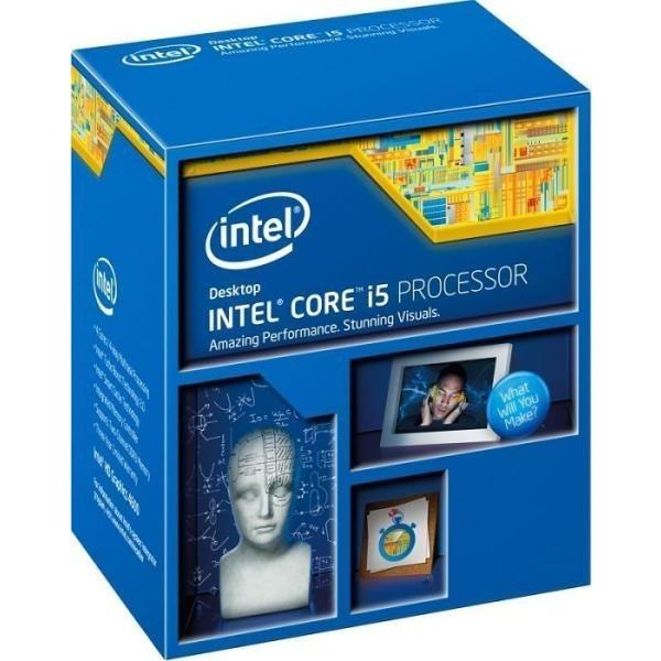 Intel Core i5-4690K precesszor