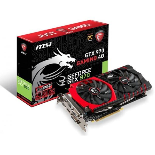 MSI GeForce GTX 970 4GB GDDR5 256bit PCI-E  (OEM)