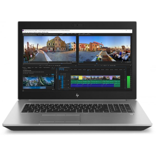 HP zBook 17 G5 laptop
