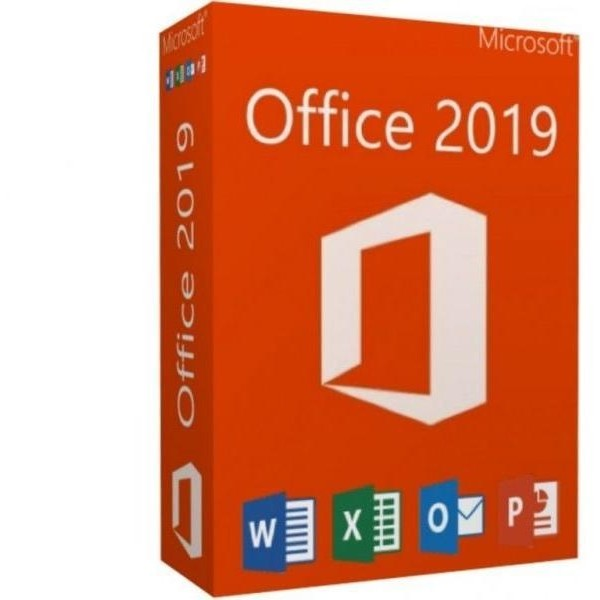 Microsoft Office 2019 HUN Home & Business irodai szoftver
