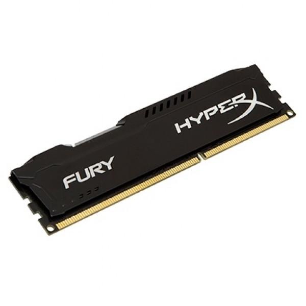 Hyper x fury 8gb ddr3 1600mhz-es memoria