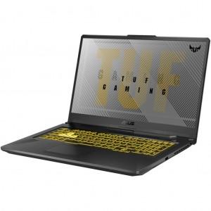 Asus TUF Gaming FX706II - 16 GB RAM - 1000 GB SSD + 1000 GB HDD + Zalman HPS 300 fejhallgató
