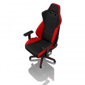 Gamer szék Nitro Concepts S300 Inferno Red - Fekete/Piros