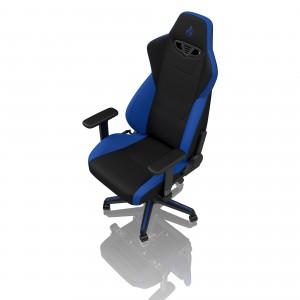 Gamer szék Nitro Concepts S300 Galactic Blue - Fekete/Kék