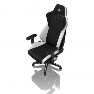 Gamer szék Nitro Concepts S300 Radiant White - Fekete/Fehér