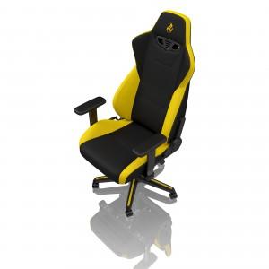 Gamer szék Nitro Concepts S300 Astral Yellow - Fekete/Sárga