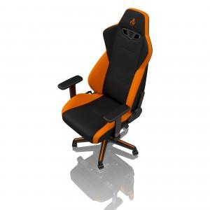 Gamer szék Nitro Concepts S300 Horizon Orange - Fekete/Narancs