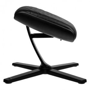 Gamer szék kiegészítő Noblechairs ICON lábtartó Fekete
