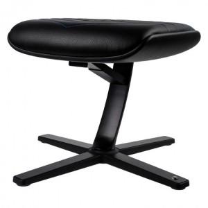 Gamer szék kiegészítő Noblechairs ICON lábtartó Fekete/Kék