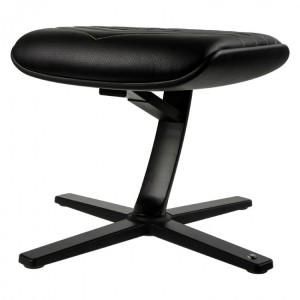 Gamer szék kiegészítő Noblechairs ICON lábtartó Fekete/Arany