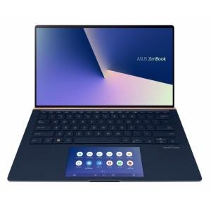 ASUS Zenbook 14 UX434FLC - 512 GB SSD + Asus védőtok , USB3.0 - RJ45 adapter + 30 napos pixelgarancia