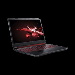 Acer Nitro 5 AN515-54 Laptop - 32GB RAM + 256GB SSD + Ajándék Acer Nitro hátizsák + Ajándék 30 napos Pixelgarancia