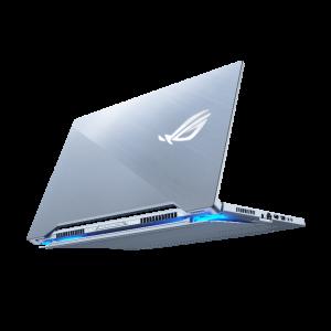 ASUS ROG STRIX G531GU Glacier Blue + Ajándék Zalman HPS 300 fejhallgató + 30 napos pixelgarancia