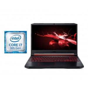 Acer Nitro 5 AN515-54 Laptop - 16GB RAM + 256GB SSD + Ajándék Acer Nitro hátizsák + Ajándék 30 napos Pixelgarancia