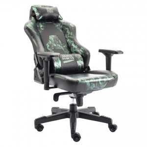 LC Power LC-GC-700CG Gaming Chair Black/Camouflage Green