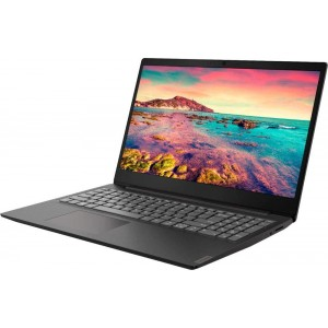 Lenovo Ideapad S145 Black - 20GB RAM + 256GB SSD + Ajándék Zalman HPS 300 fejhallgató