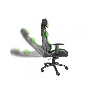 Natec Genesis Nitro 550 Gaming Chair Black/Green
