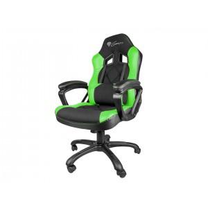 Natec Genesis SX33 Gaming Chair Black/Green