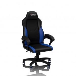 Nitro Concepts C100 Gaming Chair Black/Blue
