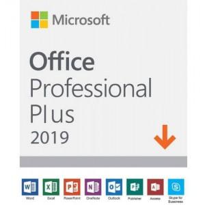 Microsoft Office 2019 Professional Plus dobozos licensz