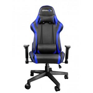 RaidMax Drakon DK706 Gaming Chair Black/Blue