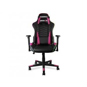 RaidMax Drakon DK922 RGB Gaming Chair Pink/Black