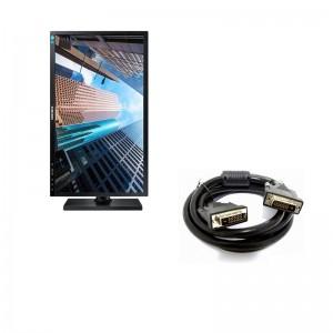 "Samsung 21,5"" S22E450B LED"