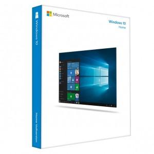 Microsoft Windows 10 Home 64-bit + telepítés
