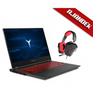 Lenovo Legion Y7000  + 1000 GB HDD + Ajándék Lenovo Y Gaming Headset