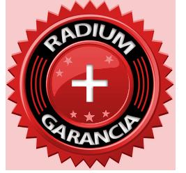 Radium+ Garancia