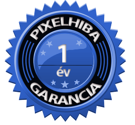 Pixelhiba Garancia
