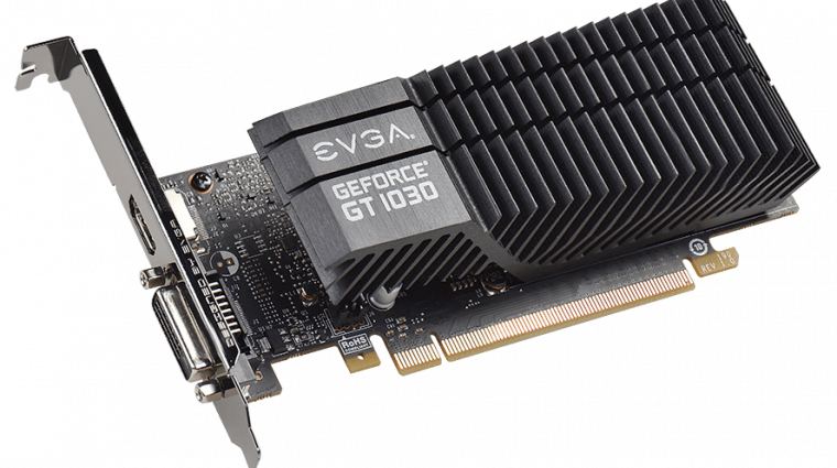 Radium Friss: Az Nvidia GeForce GT 1030 végre megkapta a maga G-SYNC támogatását