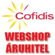 Radium Friss: Megújult a Radium.hu Cofidis alapú áruhitel szolgáltatása!