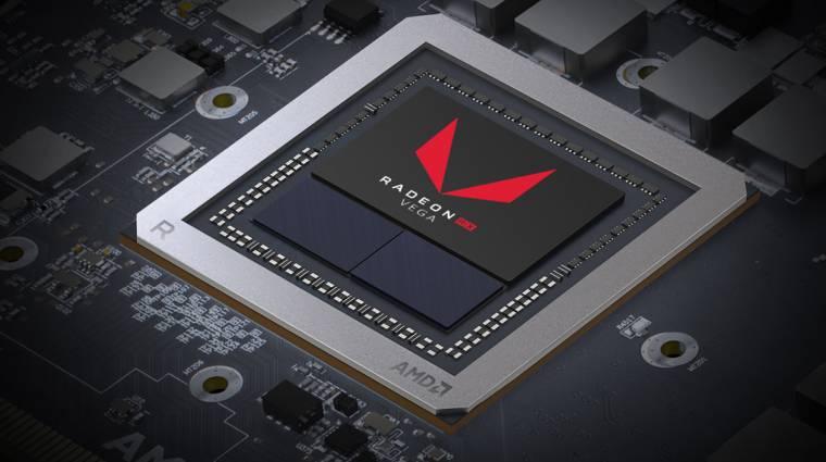 Radium Friss: Még idén érdekezik az AMD 7nm-es Vega GPU-ja
