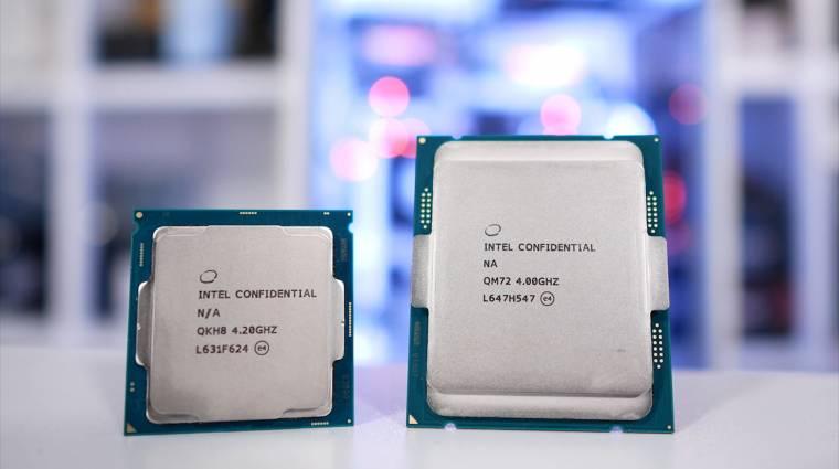 Radium Friss: Megérkezett az Intel Core i7-9700K első hivatalos tesztje