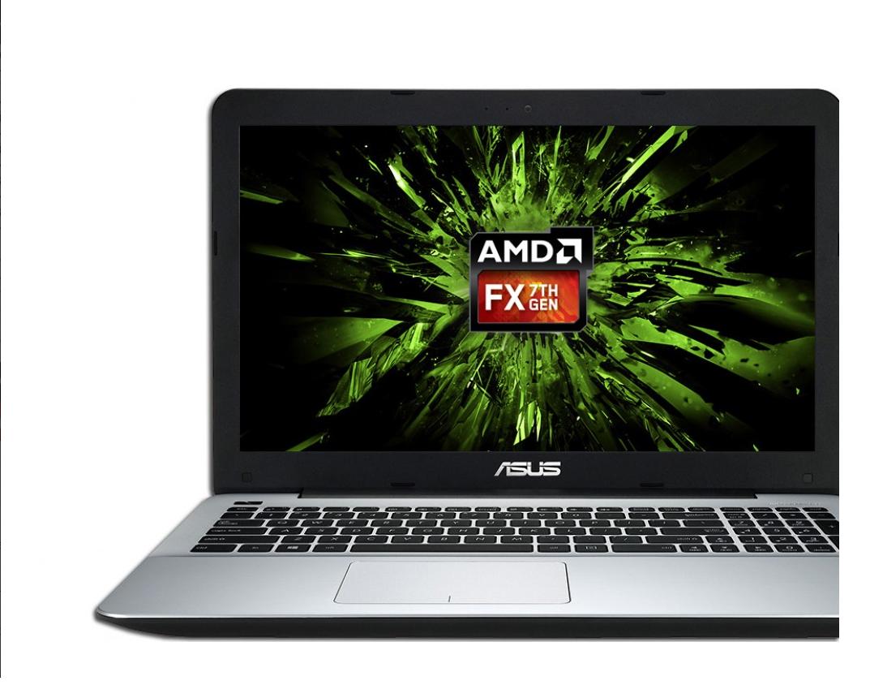 ASUS X555QG-DM023D: Az AMD új FX 9800-as processzorral szerelt ASUS multimédiás laptop tesztje