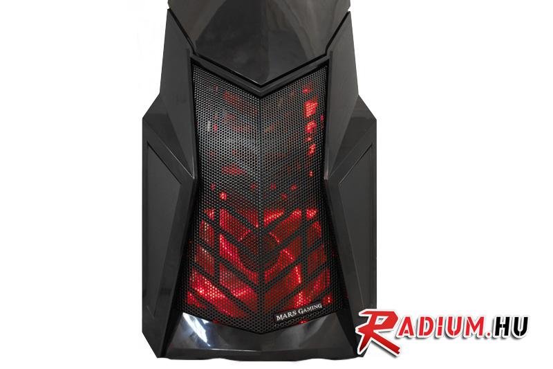 Radium GHOST GTR PLUSZ: Újabb Radium PC állta ki ítélőszékünk próbáját.