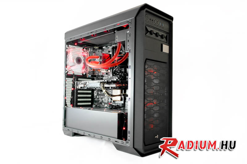 Radium THUNDER XT: Az elit játékos élmény garanciája!