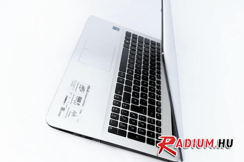 ASUS F554LA Bemutató: Mert kétségkívül van létjogosultságuk a multimédiás laptopoknak a piacon!