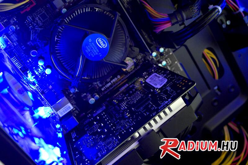 RADIUM GHOST GT: Egy ŐRÜLT jó gamer PC-t csináltunk nektek!