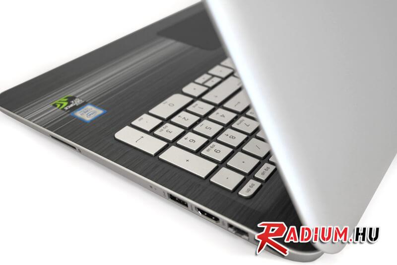 HP Pavilion 15-bc201nh: Debütál a korábban már bemutatott HP szupermodell