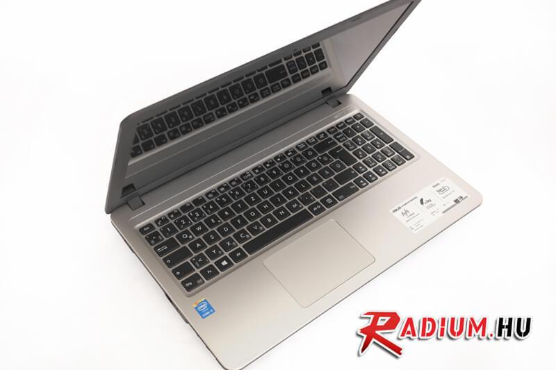 ASUS X540LA-XX092T – Refurbished: Bemutató