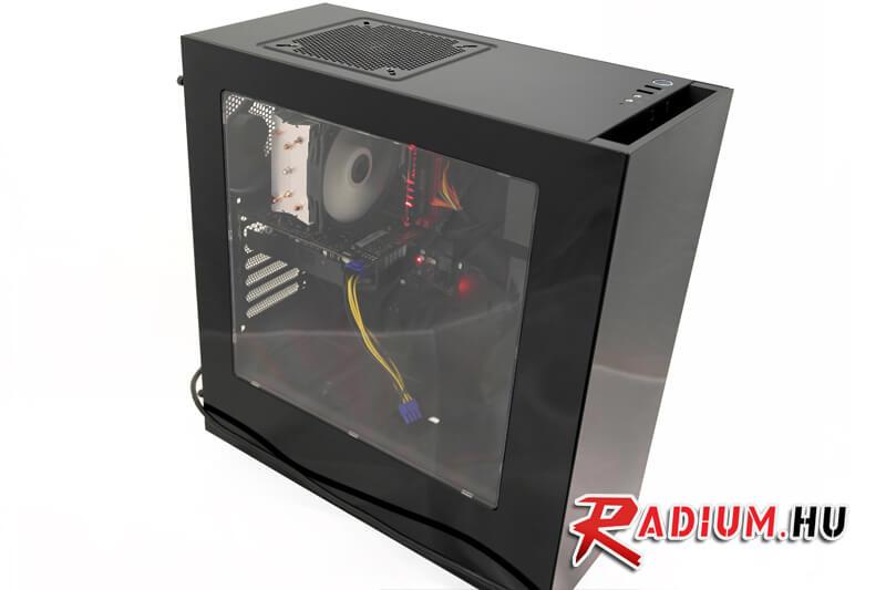 Új TESZT - Radium THUNDER GT-R PLUSZ: A Core i7-es PC-k legjobb ár/érték arányú képviselője?