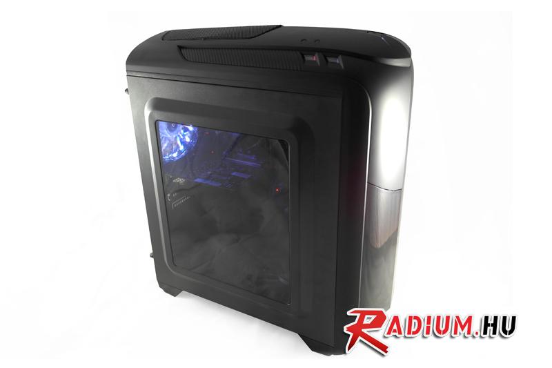 Radium REACTOR GT Limited Edition AMD II. generációs: Gamer élmény, megfizethető áron