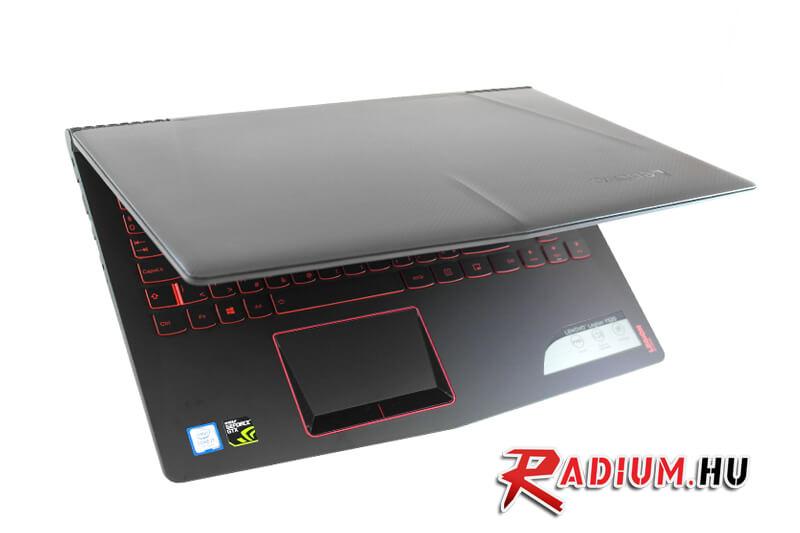 Áresés után: LEGION Y520 - Tesztközpontunkban járt az egyik legjobb ár/értékű gamer laptop a piacon!