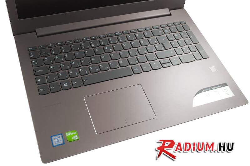 Lenovo Ideapad 520-IKBM: Kiváló multimédiás élmény, megfizethető áron.