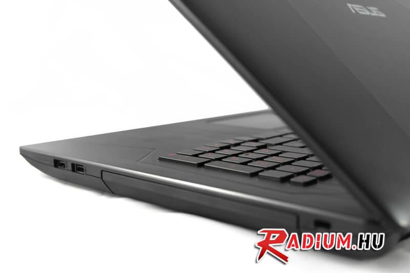 ASUS FX753VE: Gamer laptop, most jelentős akcióval, egyenesen a Radiumtól