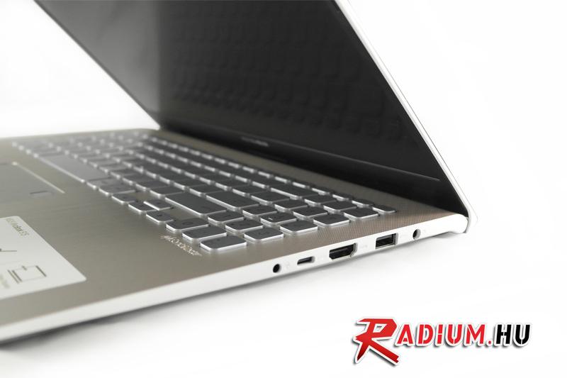 ASUS VivoBook S530UN: Végre egy új VivoBook is asztalunkra került, mi pedig csakúgy mint a széria összes darabja esetén, úgy ezt is már előre imádtuk! Utólag pedig pláne.