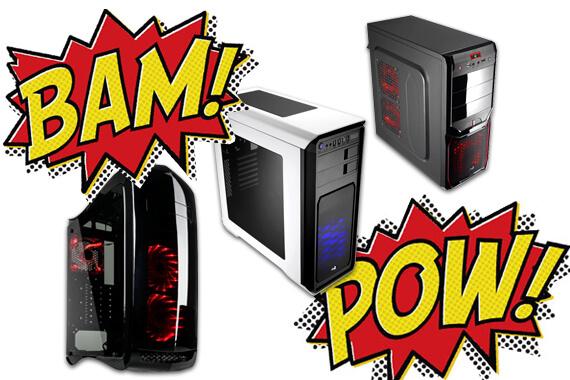 Tudtad, hogy a RADIUM GAMER PC-ink ide is eljutottak?